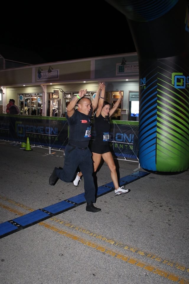 Police Finisher